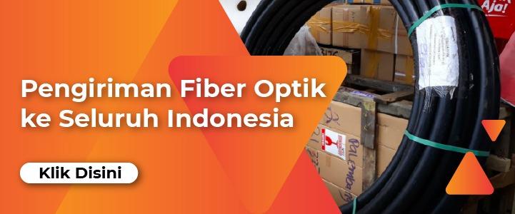 pengiriman fiber optik